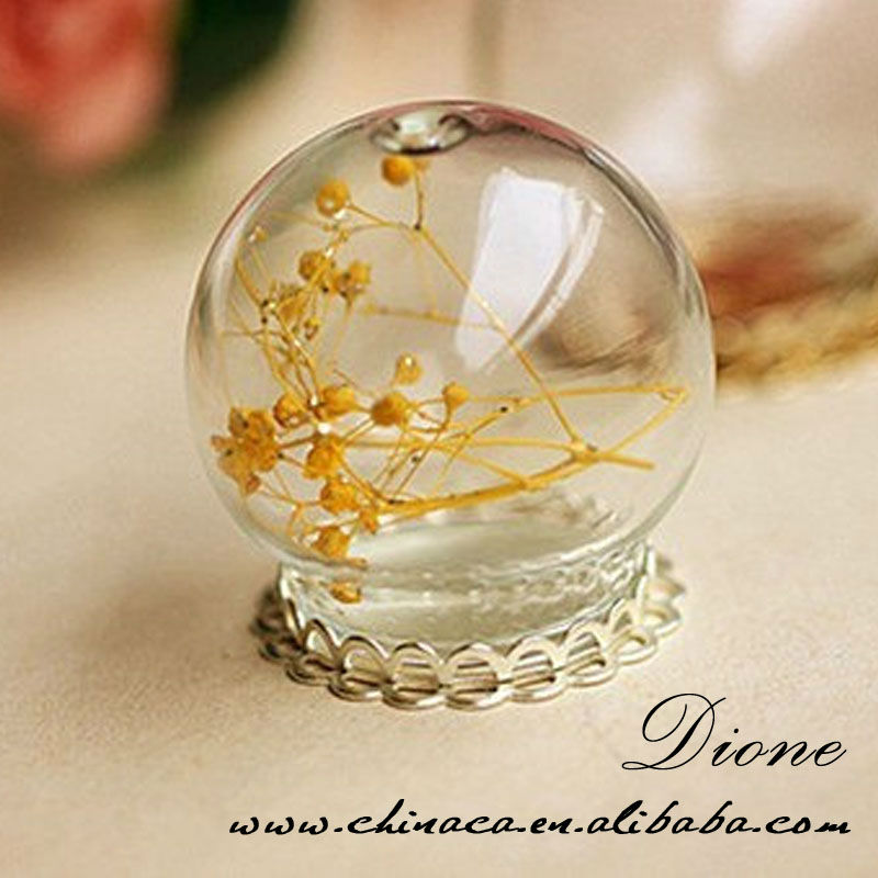 Wholesale hight quality air plant hanging glass terrarium glass bottle terrarium flat bottom glass balls