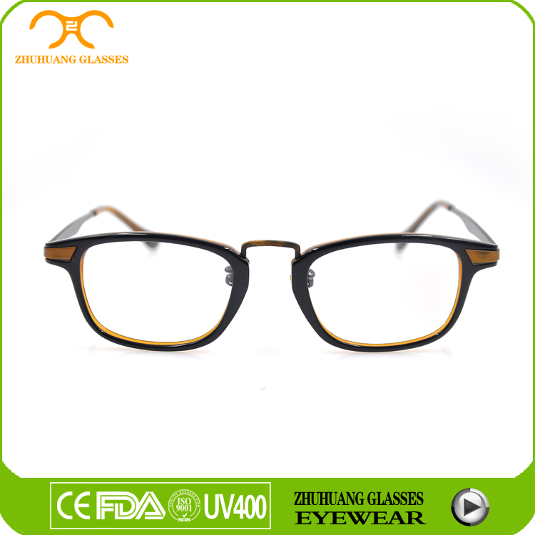 classic optical glasses frame italy designer acetate optical frames in wholesale price