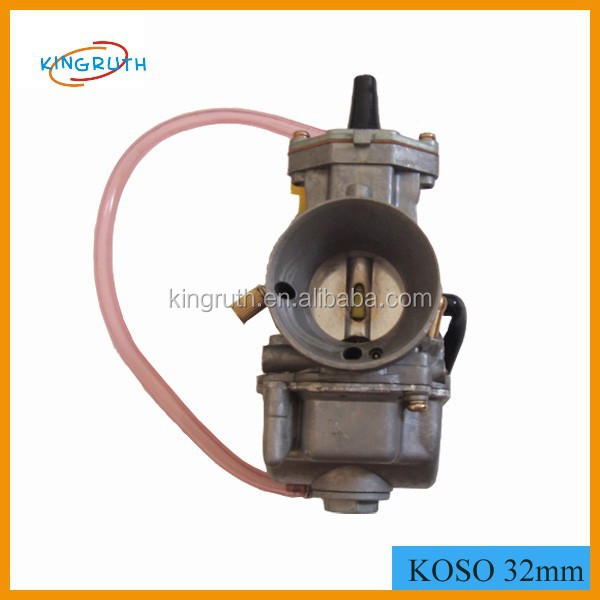 100% KOSO PWK 32mm Carburetor for 4 stroke Motorcycles scooter
