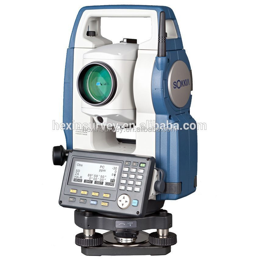 Hot selling total station survey instrument best CX-105 total station sokkia used