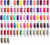 FeiFan Beauty Color Gel Polish With Rose Bottle for wholesale Soak off Free Polish