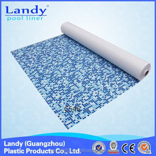 2015 New 10 years Warranty Hot Sell PVC Liner For Pool Swimming
