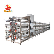 quail laying cage automatic