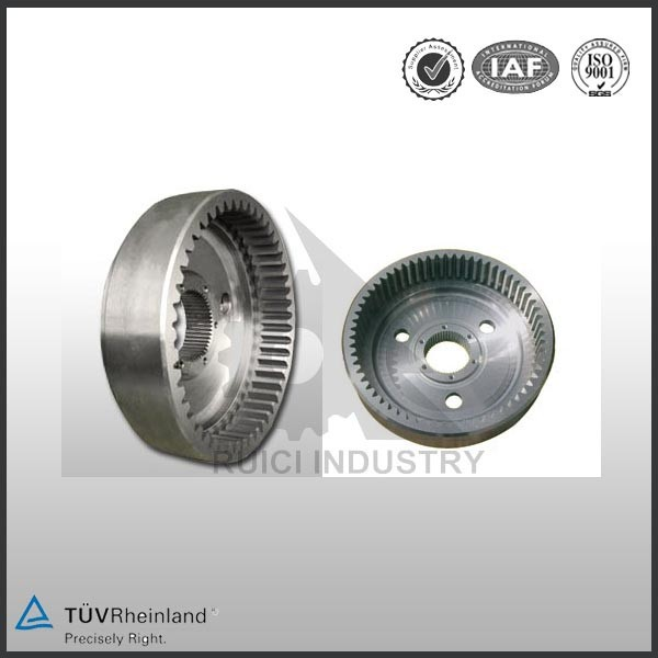 Ultra high internal helical gear,internal spline gear