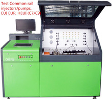 CRS709 multifunctional common rail test bench