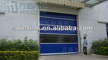 Fire Doors PVC Roll-up Doors,fit for packing factory,food factory