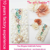 rhinestone bling bling phone case