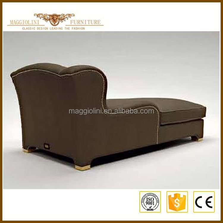 New product newest design shanghai style classic single seat sofa