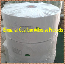 80g removable adhesive paper mirror/cast coated