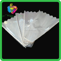 good quality opp/ bopp plastic wrap for flower sleeves