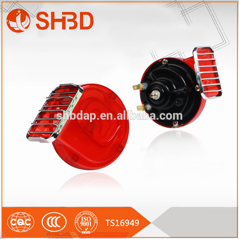 SHBD sale horn speakers car horn 12v motorbike