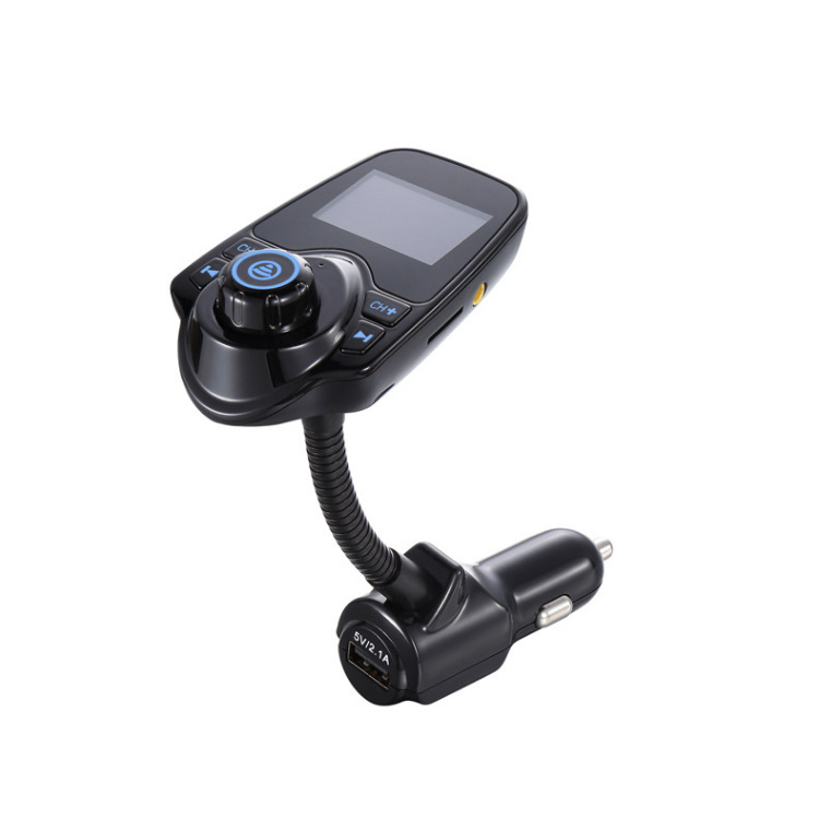 <strong>USB</strong> Car Charger Hands-Free bluetooth fm transmitter car radio mp3 player Support TF Card <strong>U</strong> <strong>disk</strong> & Line-in AUX