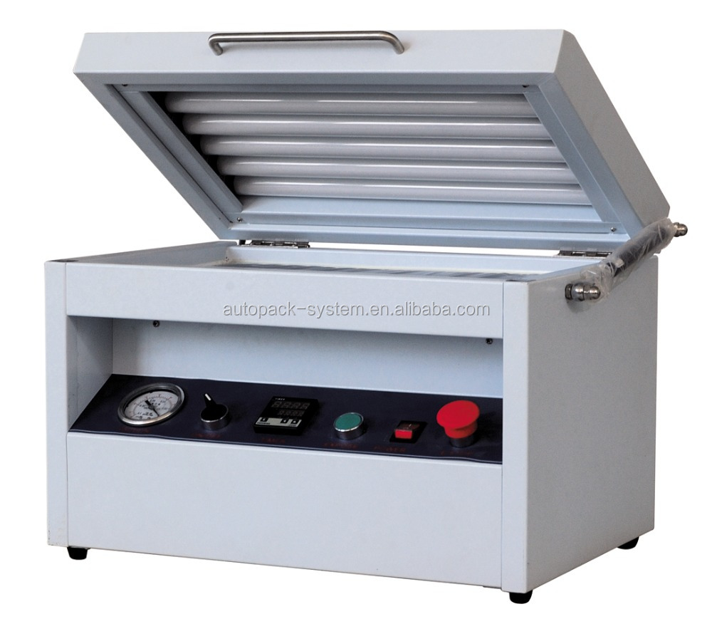 E400 Exposing Unit, photopolymer plate making machine