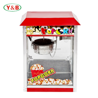 8oz CE Approved Commercial Popcorn Machine