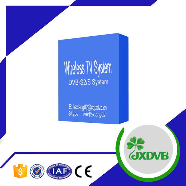 Jiexiang Transmitting MMDS MUDS MVDS TV System