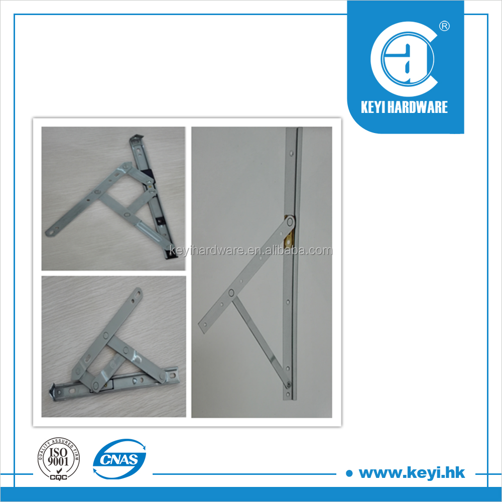2015 hot sale friction stay hinge / cheap casement windows / stay open hinge factory price with high quality