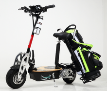 2 wheels electric powered 1200w golf cart electric scooter for adults