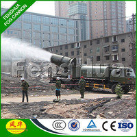 guangdong machine fog cannon zircon dust control for tractor quarry
