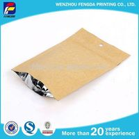 Widely Use Useful Kraft Paper Bags With Handles