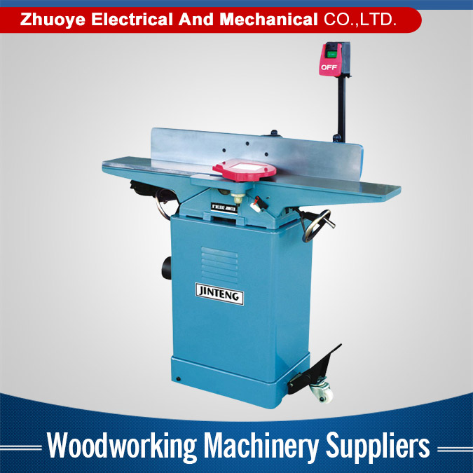 Hot sale cheap price automatic 6'' professional planer jointer