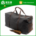 Vintage Canvas Duffel Bag Men