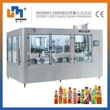 Warranty 2 years Fruit juice bottle filling machine