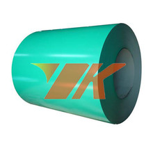 0.18-1.2mm*914-1250mm colour coated aluminium metal sheet coil / prepainted steel