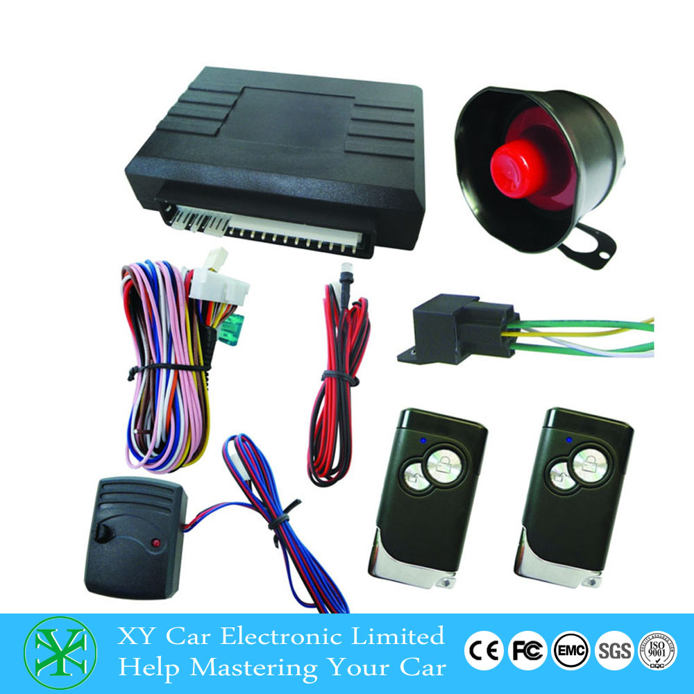 one way car alarm system with trunk open popular in Mideast & African market XY-200A