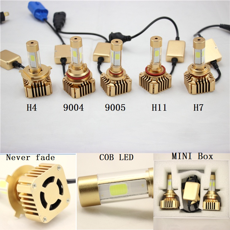 2017 automobiles & motorcycles auto car G5 led headlights bulb kit h1 h3 h4 h11 h13 9007 9004 9005 9006 h7 car led headlight