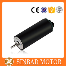 24V permanent magnet brush dc motor