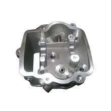OEM Machinery Forged Aluminum Die Casting Motorcycle Cylinder Head