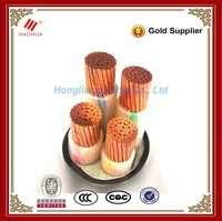 NO.3559- 600V Low voltage 4 core 5 core Copper XLPE PVC Underground Electrical 4c x 185mm2 cu/xlpe/pvc copper cable