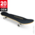 Outdoor Sports OEM Service Maple Cutting Board High End Skateboard