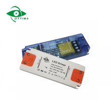 Constant voltage Ip20 plastic case led power supply 12V 24V led driver 20W Ultra thin slim type