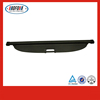 hot sale 2011 2012 2013 FOR Sportage-R car privacy shades cover canvas black color