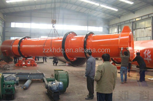 Excellent Optimal Price Rotary Dryer for Sugar Beet Pulp With ISO9001:2008,CE