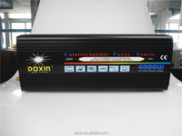 4000W UPS with charger solar panel inverter for home use 12v24v 220v230v240v