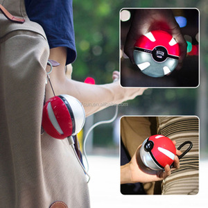 best selling products 2016 in usa Pokemon Go Poke Ball Shape 6000mAh Power Bank USB LED External Battery Charger