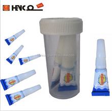 0.5gram,1gram Super Glue in Mini-tube , Cyanoacrylate Adhesive for DIY Use