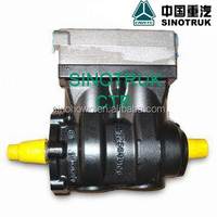 CNHTC HOWO TRUCK SPARE PARTS -WG1560130080 Air Compressor with modern design