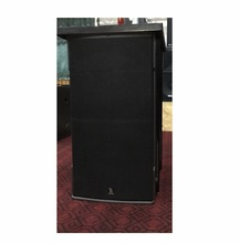 original rcf speakers 1000W rms dual 18 inch subwoofer