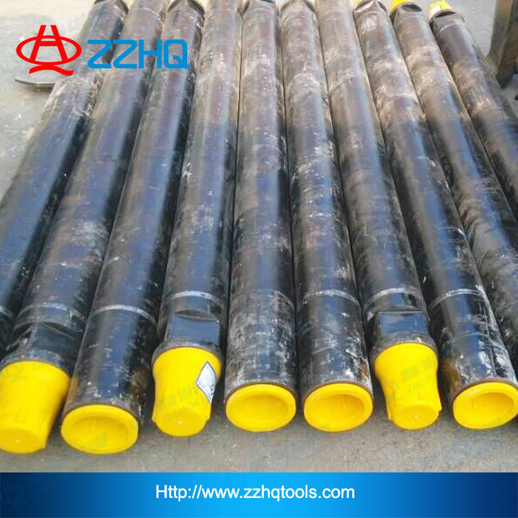 high quality API thread DTH drifting drill rod manufacturer for DTH hammer