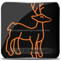 LED outdoor Christmas crafts