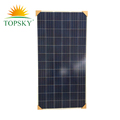 2018 Newest PERC 250w 270w 300w 325w solar photovoltaic panel for roof solar system