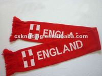 football team scarf