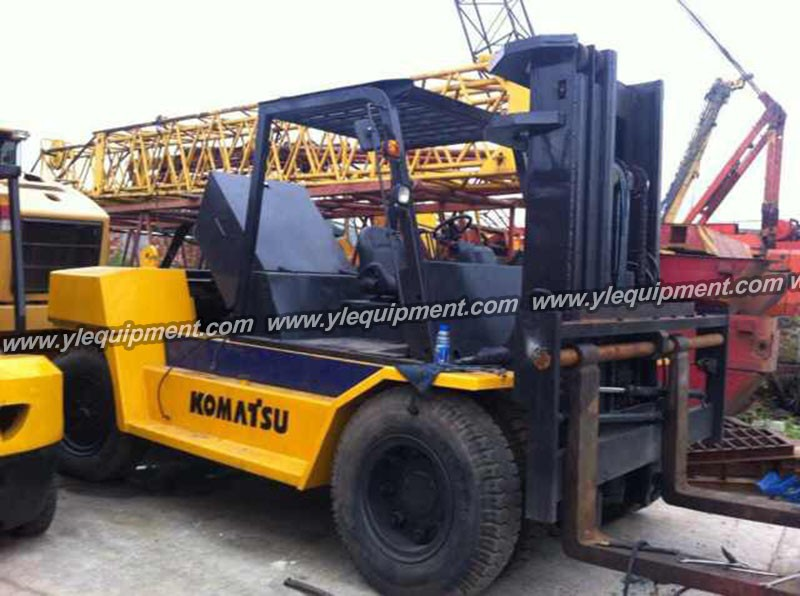 25 ton used japan truck second hand forklifts for sale