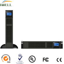 IWELL ZR series 1Kva single phase external battery model Rack mount Online UPS