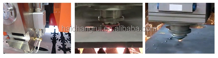 Star product fast transmission automatic tracing system carbon fiber cnc cutting