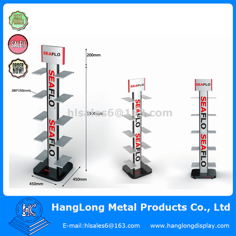 shoes store furniture metal shoes display shelf rack