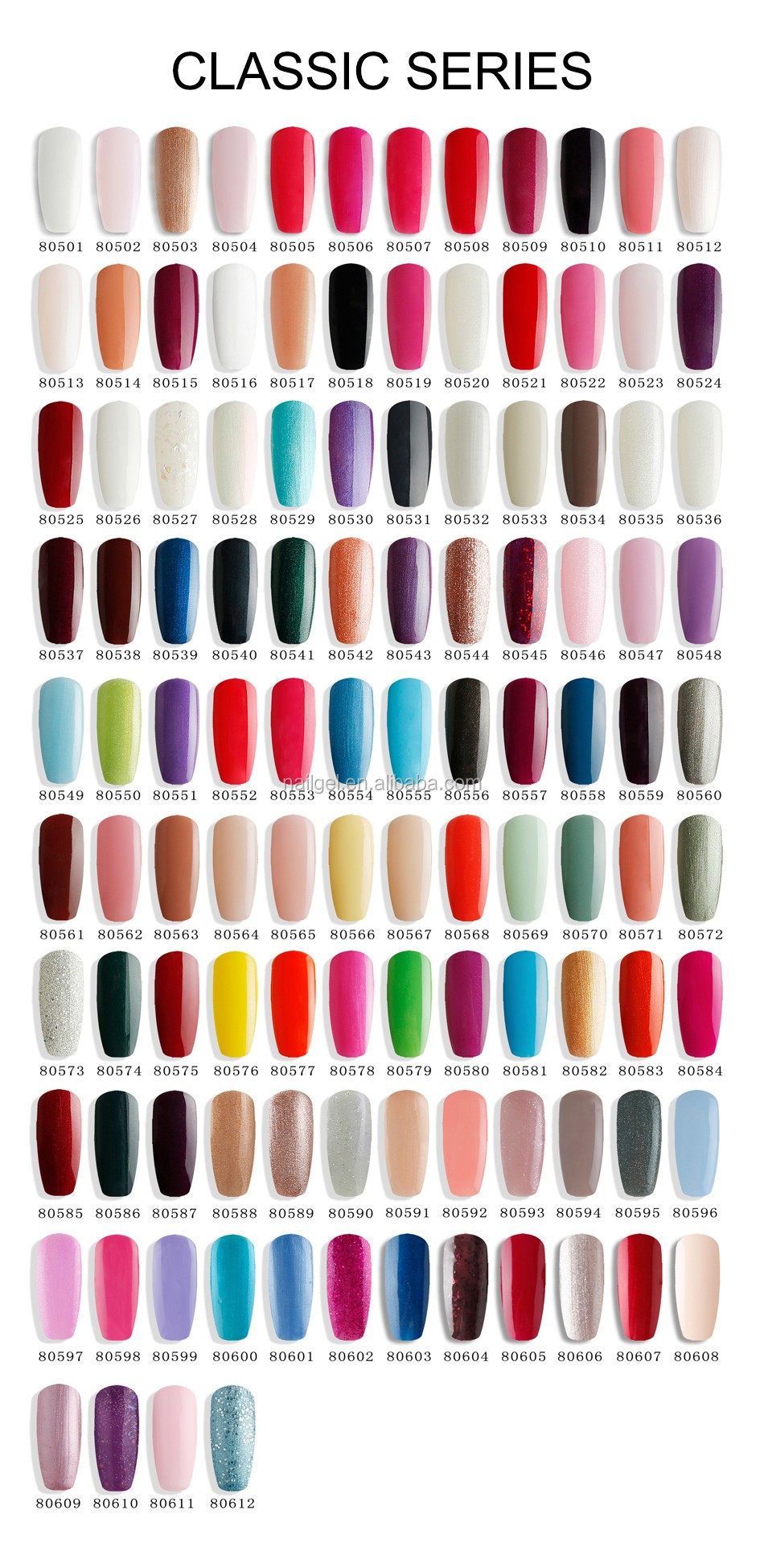 2016 Bluesky New Gel Polish Color 80615 private label Nail Gel Gel arts supplies